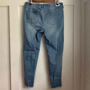 Celebrity Pink Jeans - Celebrity Pink Mid Rise Skinny Jean, 11/30